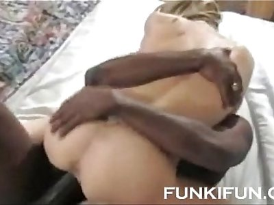 BBC FUCKS HARD HES BLONDE Complain STEPSISTER - YOU CAN FUCK HER TOO