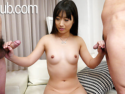 JAVHub Big keester Tomomi Honzawa has a threesome