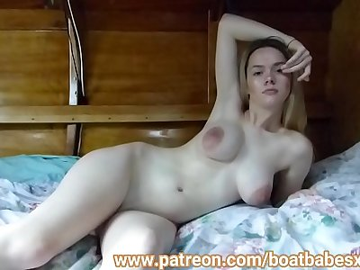 BoatbabesXXX - Young Hot Blonde Is Giving Me A Rager!